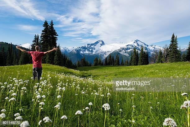 Stunning mountain getaway