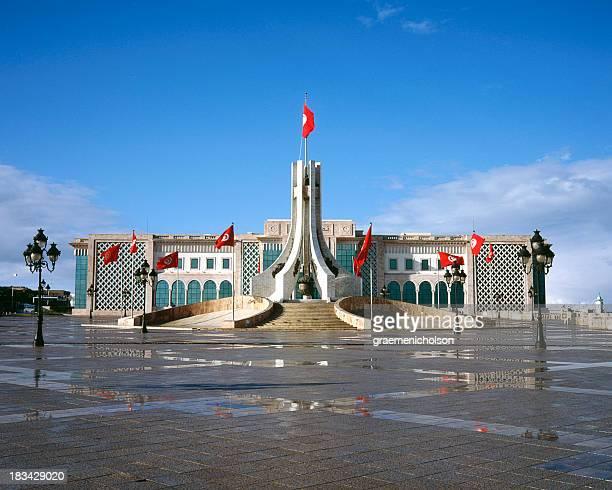 A stunning pedestrian's view of Tunis