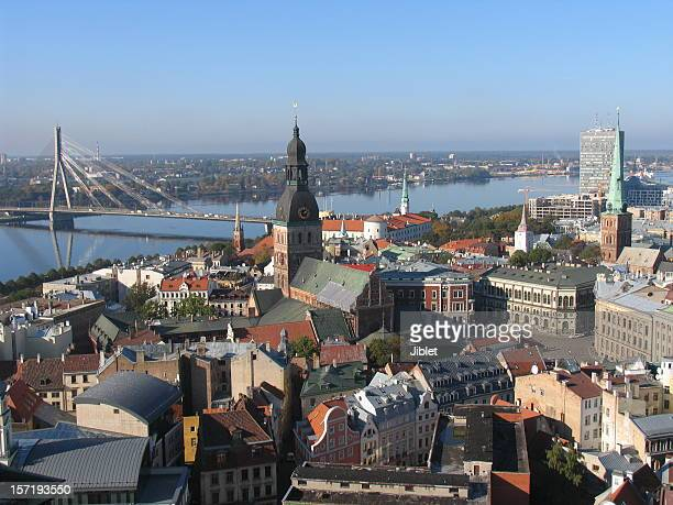 Stunning Riga, Latvia