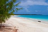Bikini Atoll Lagoon, Bikini Atoll, Marshall Islands, South Pacific.