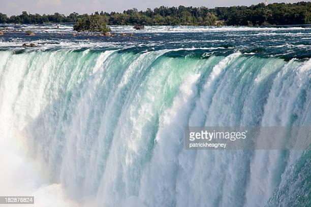 A stunning view of Niagara Falls