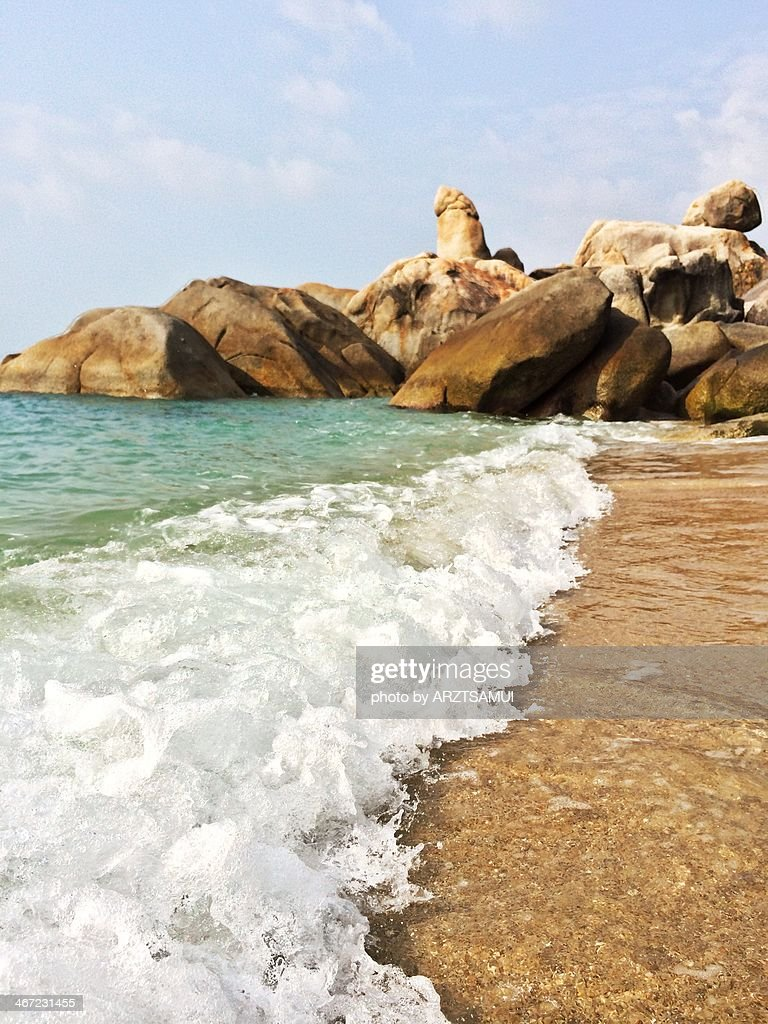 Stunning Views of Ko Samui : Stock Photo