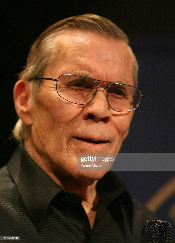 Stuntman Hal Needham attends An Evening With Stuntman Hal Needham on June 15, 2011 in Los Angeles, California.