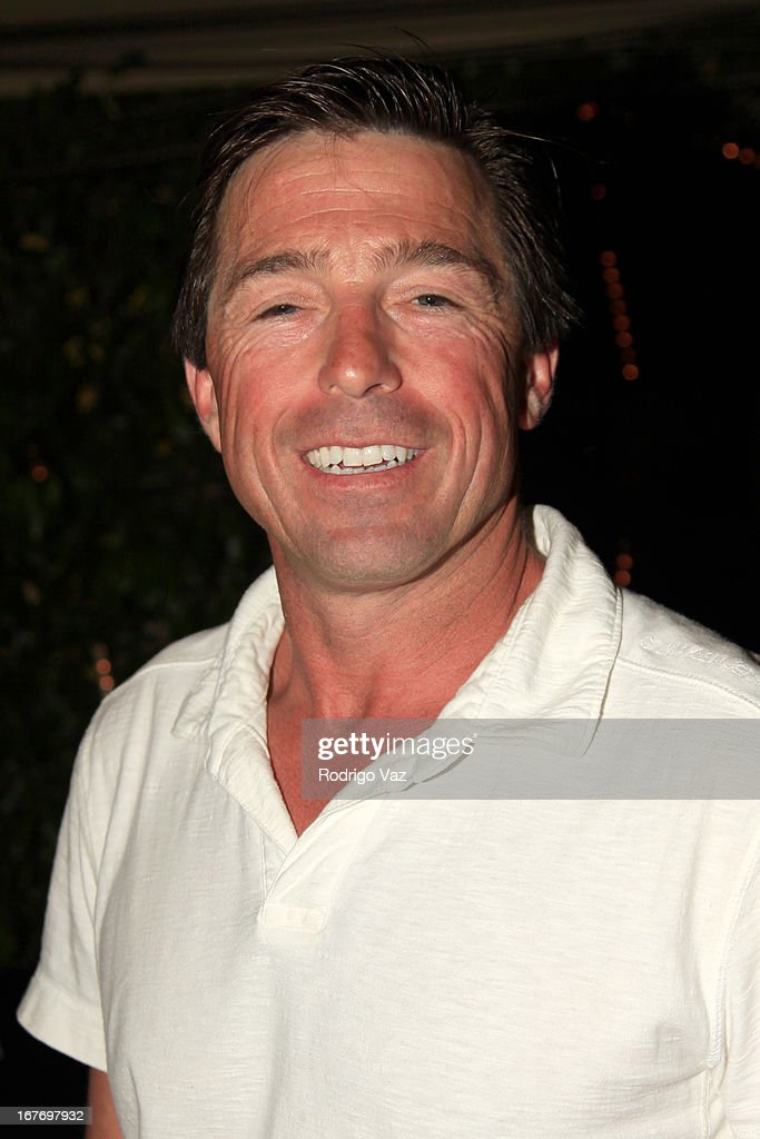 Stuntman Tommie Turvey attends the 23rd Annual William Shatner Priceline.com Hollywood Charity Horse Show at Los Angeles Equestrian Center on April 27, 2013 in Los Angeles, California.