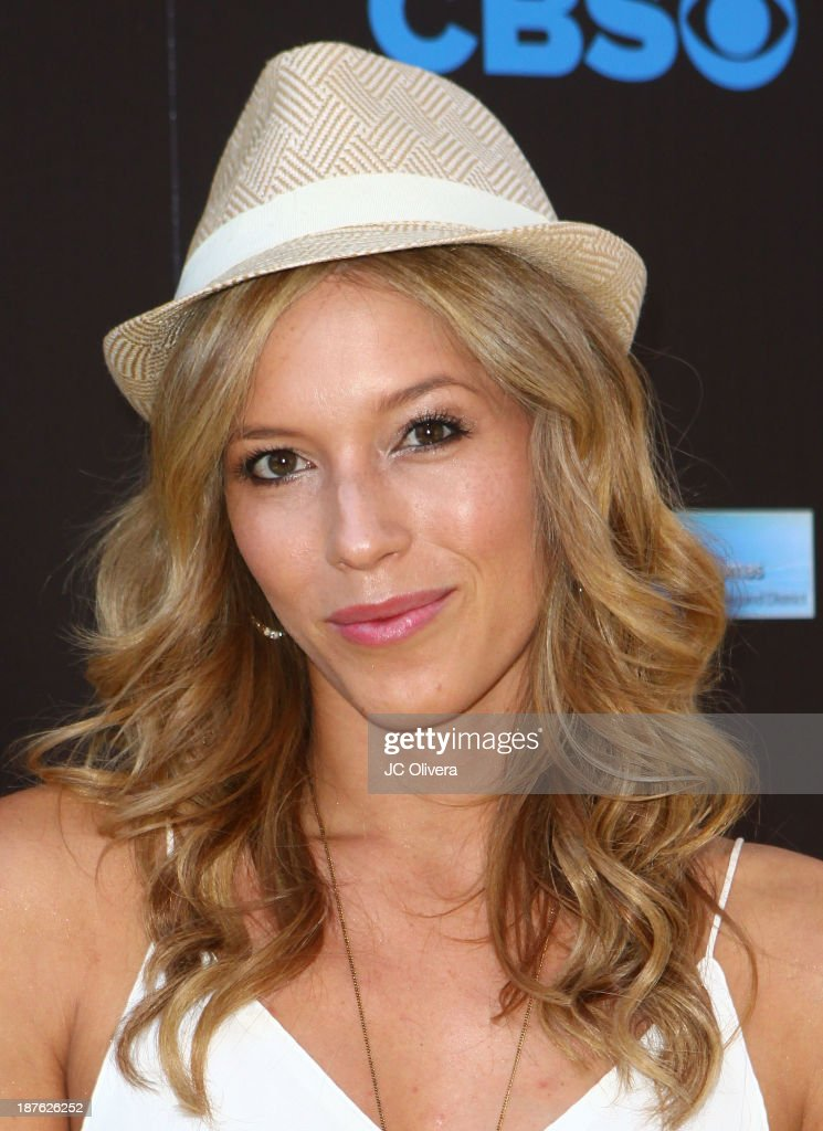 Stuntwoman Alicia Vela-Bailey attends The 6th Annual Diamond In The RAW-Action Icon Awards at Skirball Cultural Center on November 10, 2013 in Los Angeles, California.