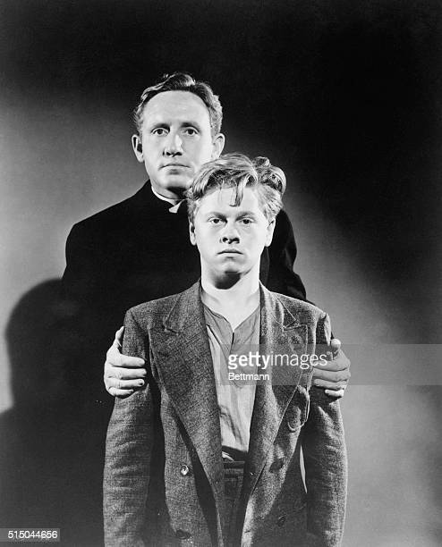 A Sturdy Oak Buffeted by the Wind In the 1938 film Boys Town Tracy's performance as Father Flanagan earned him his second Oscar The first award was...