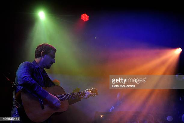 Sturgill Simpson performs at the Ogden Theatre in Denver Colorado on November 5 2015