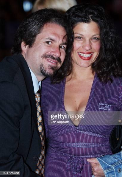 Stuttering John Melendez and wife...