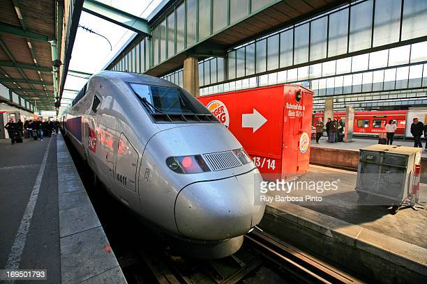 CONTENT] Stuttgart Central Station is a railway station in the city of Stuttgart the capital of the Land of BadenWürttemberg in southwestern Germany...