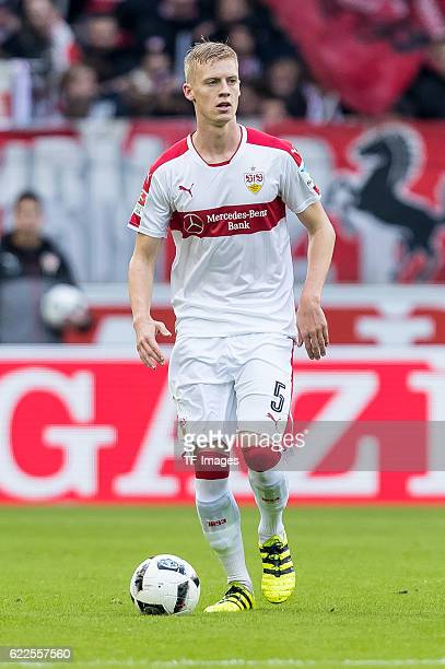 Stuttgart Deutschland 2 Bundesliga 12 Spieltag VfB Stuttgart DSC Arminia Bielefeld Timo Baumgartl