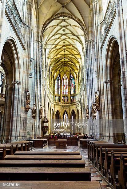 St.Vitus Cathedral, Prague castle