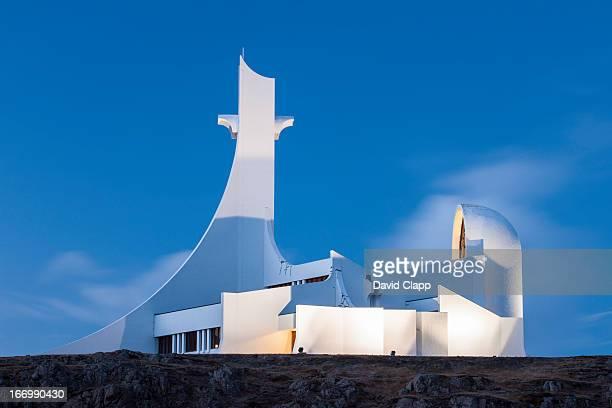 Stykkisholmskirka Church, Iceland