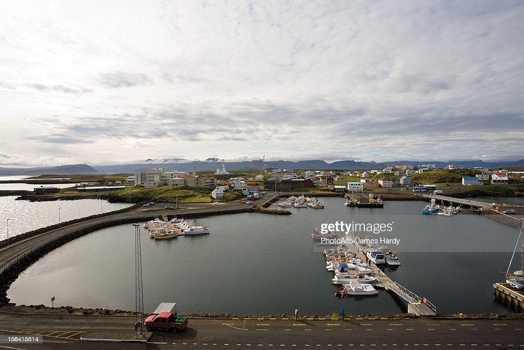 Stykkisholmur, Iceland : Stock Photo