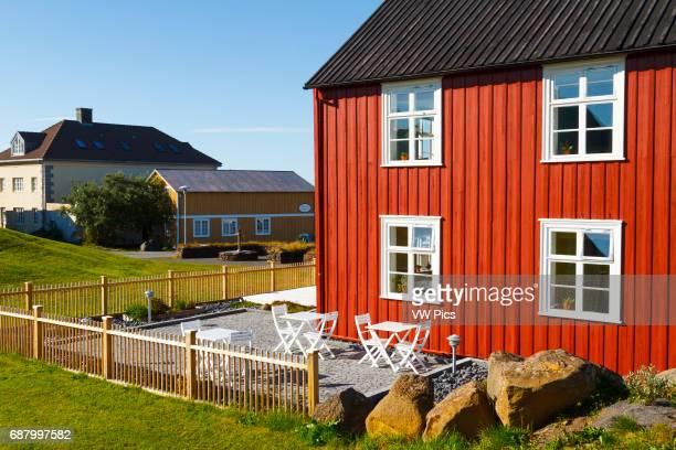 StykkisHolmur village Iceland