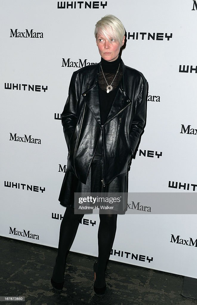 The New York Times Style Magazine Kate Lanphear arrives at the Whitney Museum Annual Art Party on May 1, 2013 in New York City.