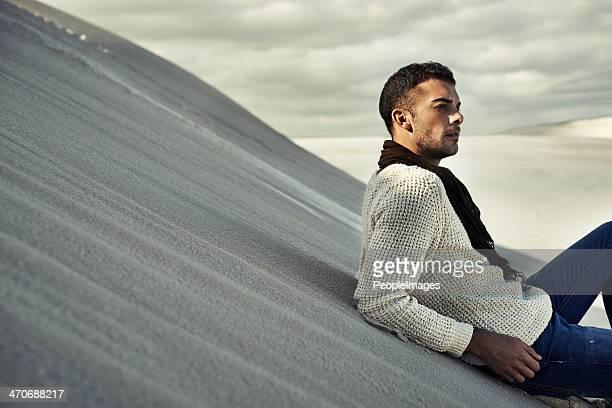 Stile nella sabbia