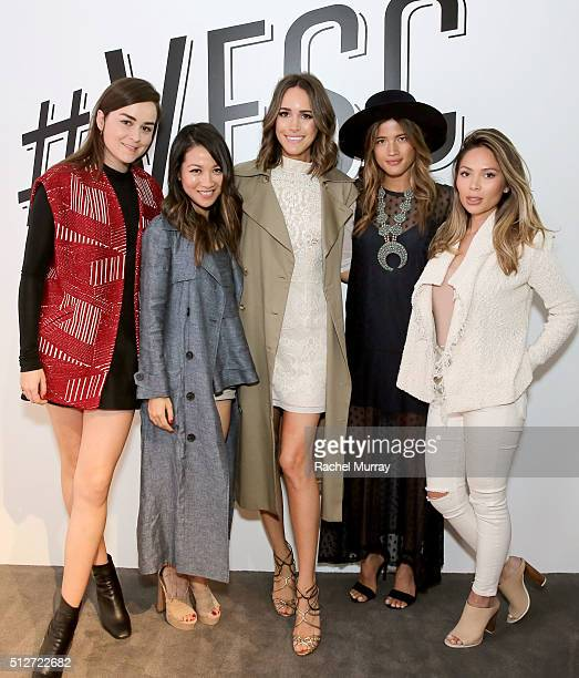 Style Scrapbook blogger Andy Torres WendyÕs Lookbook blogger Wendy Nguyen Front Roe blogger Louise Roe RockyBarnes blogger Rocky Barnes and Life With...