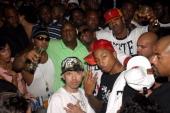 Styles P Jadakiss Sean 'Diddy' Combs Busta Rhymes Nigo and Pharrell Williams