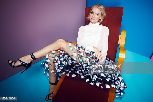 Arabella Greenhill Hair Ryan Trygstad Makeup Mary Wiles Nails Gina Viviano Cotton and silk chiffon shirt by Valentino Embellished silk tulle skirt by...