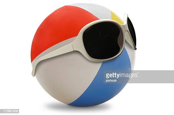Styling Beach Ball