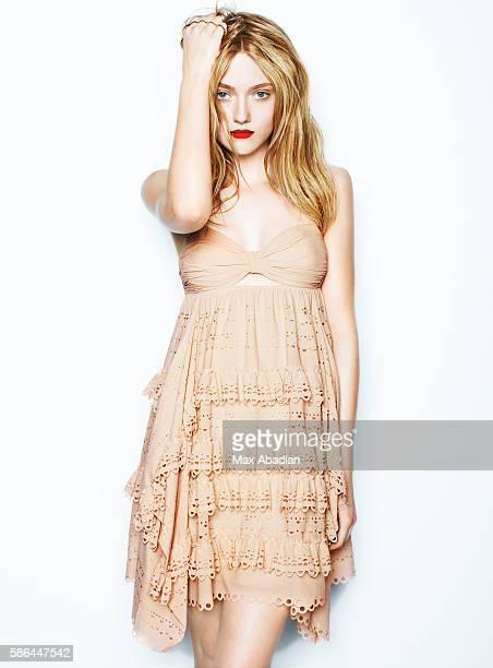 Jessica Paster Hair Stephane Lempire Makeup Sammy Mourabit Dress by 31 Phillip Lim Ring by Jessica Robinson Broken English