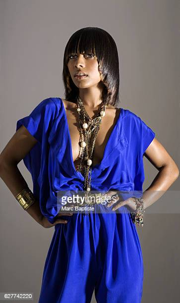 Kithe Brewster Makeup Aminata Gueye