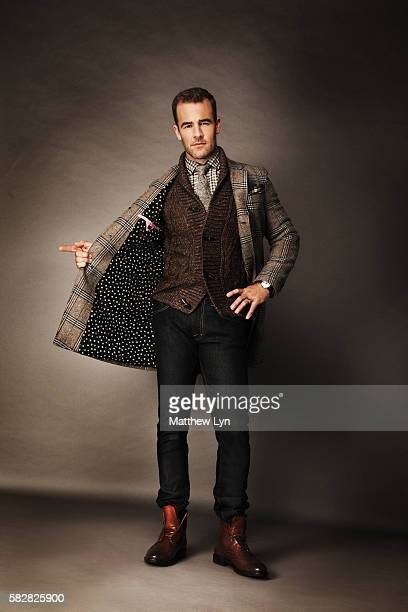 Randy Smith Makeup Taylor Savage Hair Rafael Estrella Dunn Cardigan by BOSS Wool topcoat by Sand Cotton buttondown by JLindeberg Cotton Jeans wool...