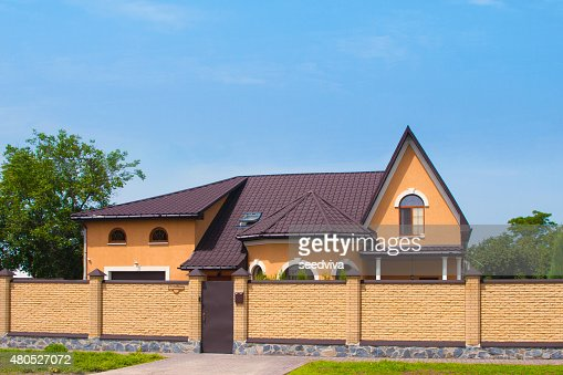 Stylish house : Stock Photo