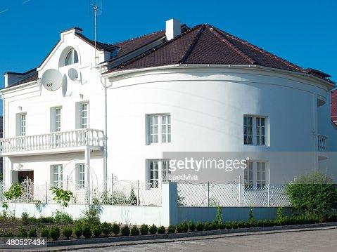 Stylish house : Stock Photo