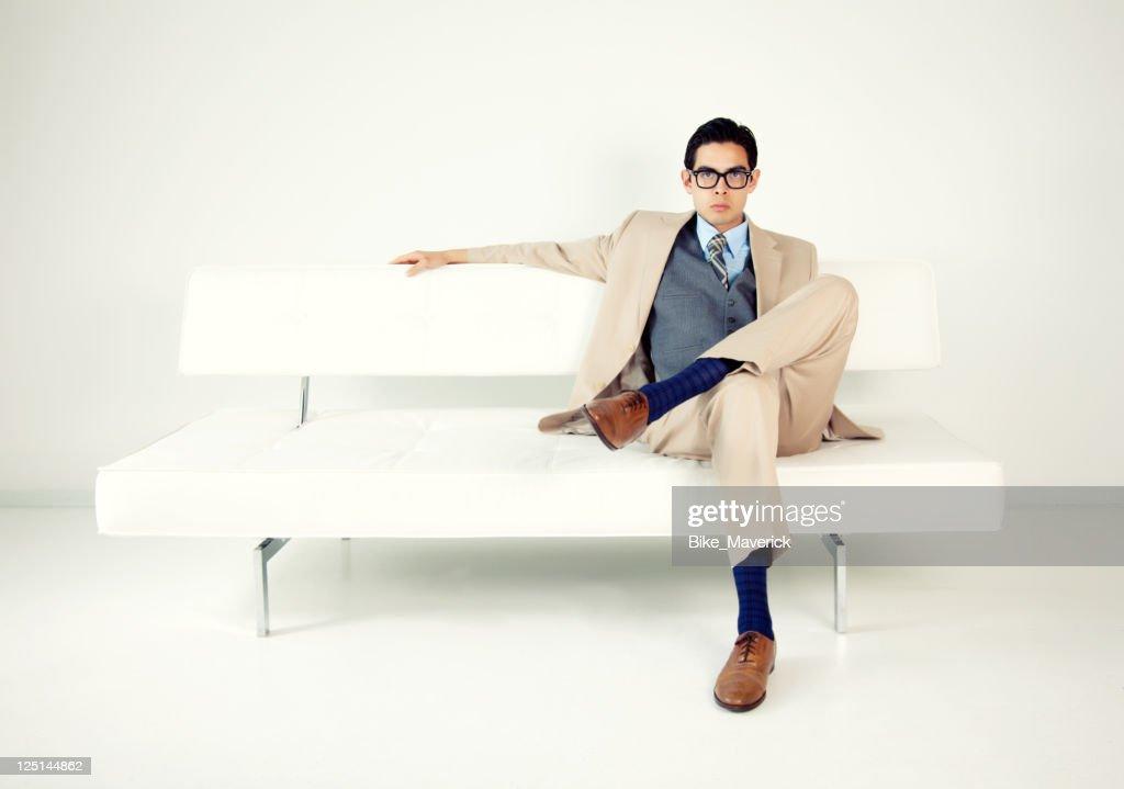 Stylish man : Stock Photo