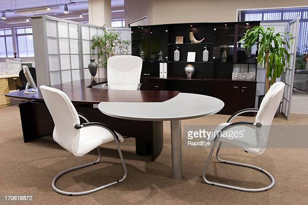 Stylish modern office
