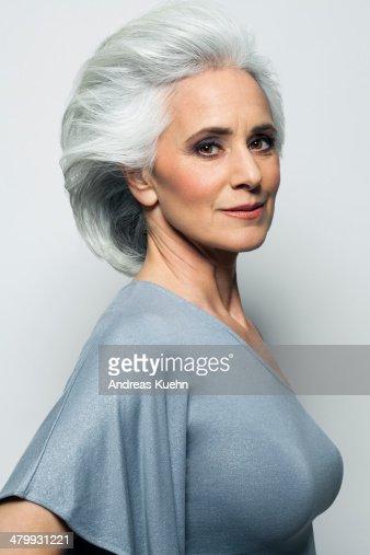Grey Hair Nude Pic 34