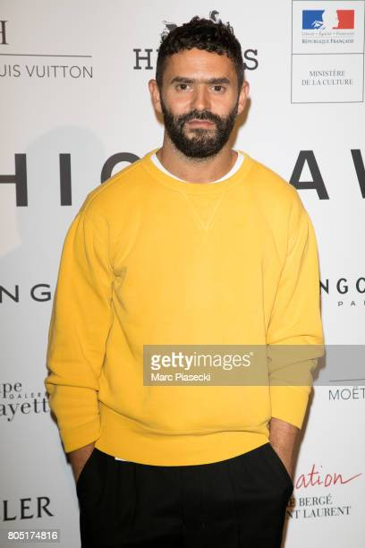 Stylist Alexandre Mattiussi attends the 'ANDAM 2017' Prizewinner cocktail at Ministere de la Culture on June 30 2017 in Paris France