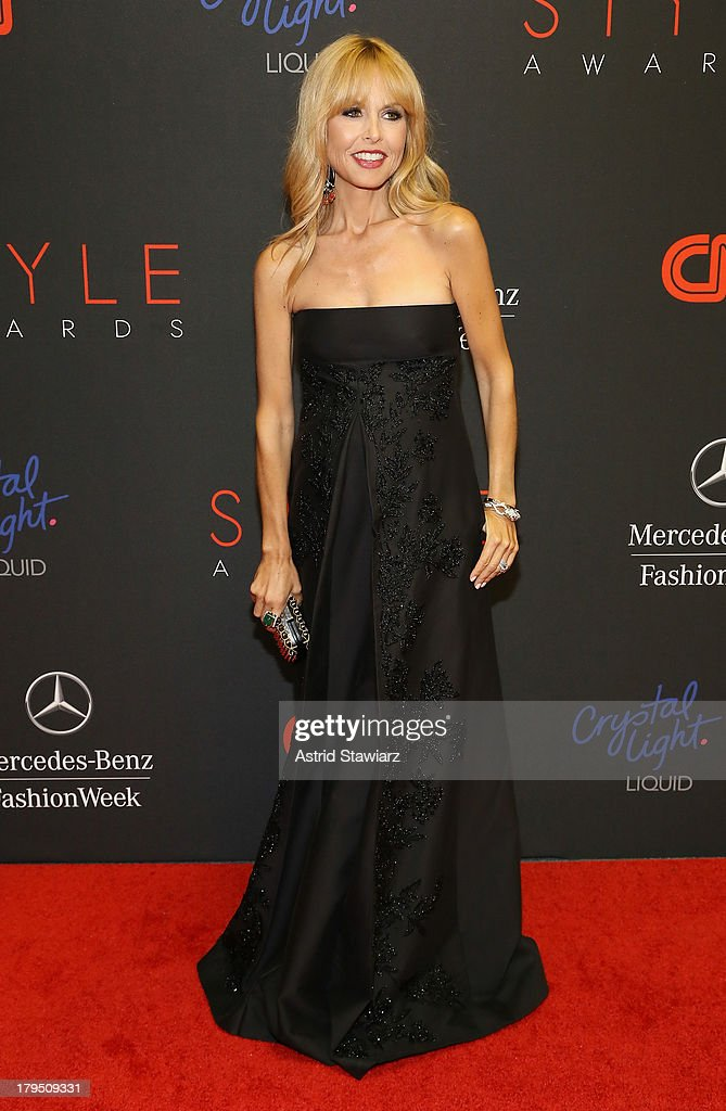 Stylist and Designer Rachel Zoe attends the 10th annual Style Awards during Mercedes Benz Fashion Week Spring 2014 at Lincoln Center on September 4, 2013 in New York City.