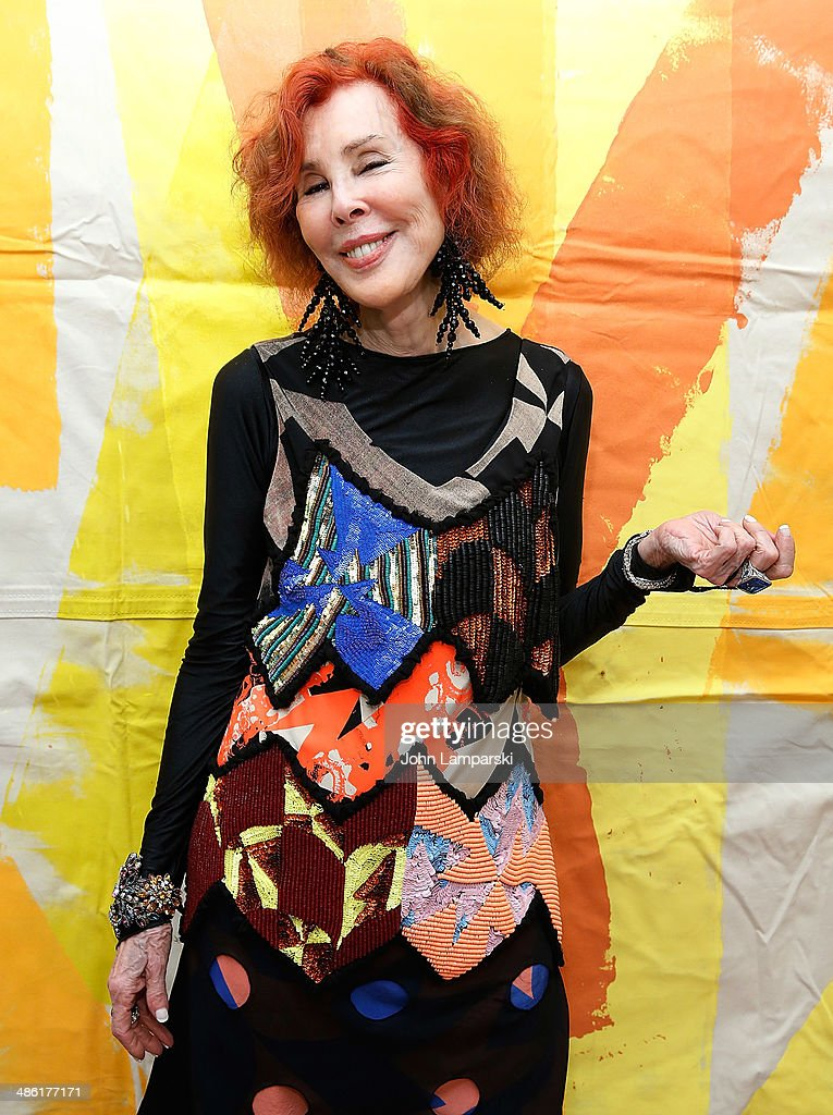Stylist Barbara Flood attends Stir, Splatter + Roll 14 at Martin Luther King High School on April 22, 2014 in New York City.