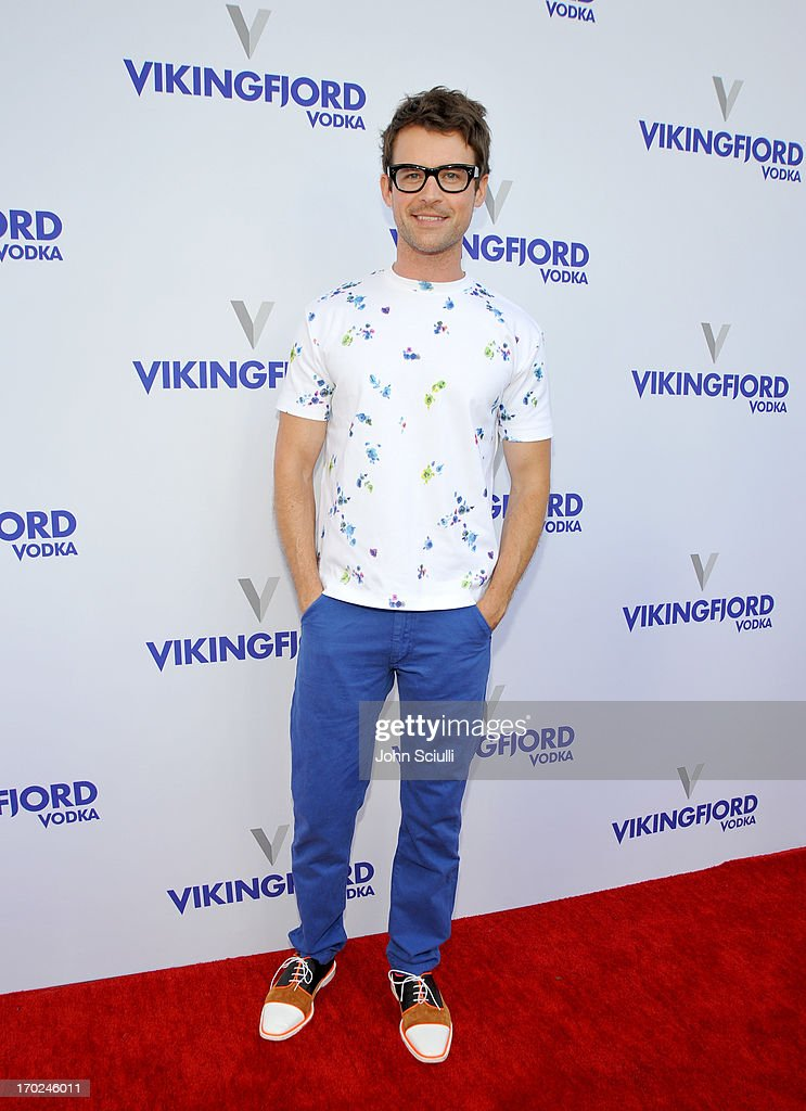 Stylist <a gi-track='captionPersonalityLinkClicked' href=/galleries/search?phrase=Brad+Goreski&family=editorial&specificpeople=3255296 ng-click='$event.stopPropagation()'>Brad Goreski</a> arrives at the 1st Annual Children Mending Hearts Style Sunday on June 9, 2013 in Beverly Hills, California.