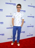 Stylist Brad Goreski arrives at the 1st Annual Children Mending Hearts Style Sunday on June 9 2013 in Beverly Hills California