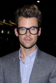 Stylist Brad Goreski attends the Narciso Rodriguez spring 2013 fashion show during MercedesBenz Fashion Week at SIR Stage37 on September 11 2012 in...