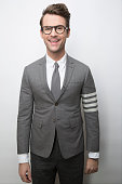 Stylist Brad Goreski is photographed for TV Guide Magazine on January 15 2015 in Pasadena California