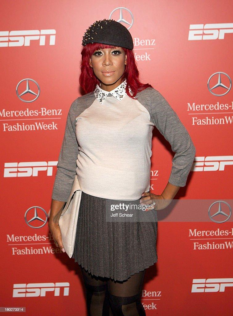 Stylist Calyann Barnett attends ESPN Fashion Week - Revenge of the Jocks at The Box at Lincoln Center on September 10, 2013 in New York City.