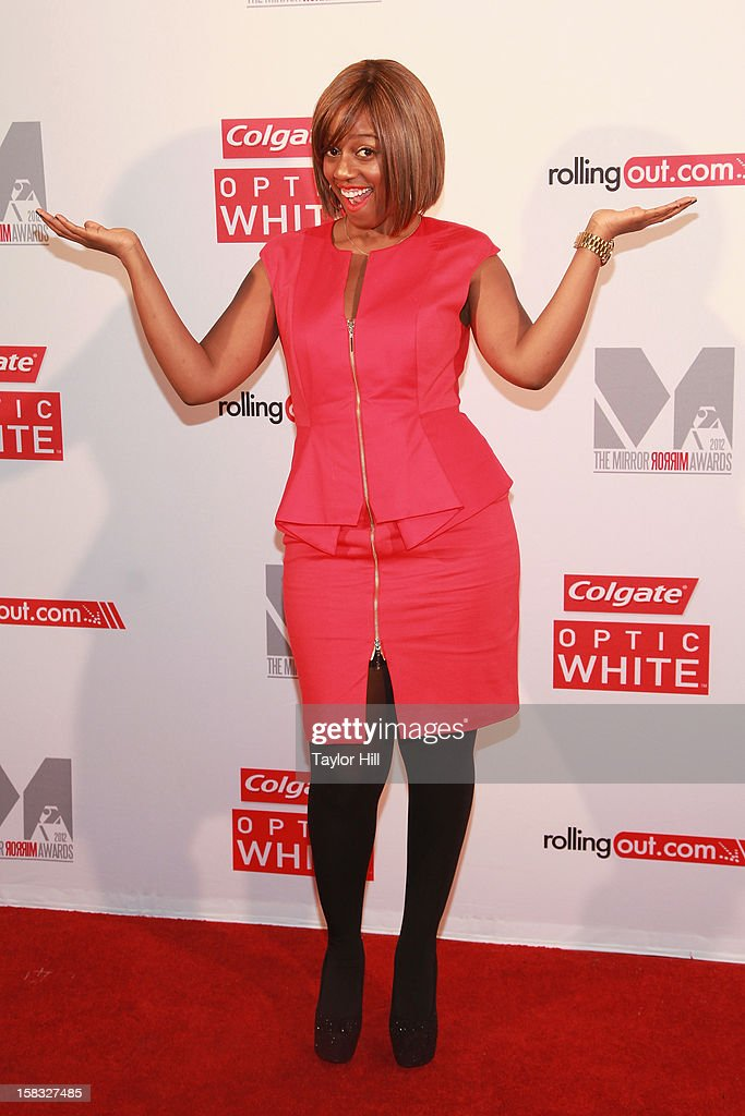 Stylist Daisy Lewellyn attends the 2012 Mirror Mirror Awards at The Union Square Ballroom on December 12, 2012 in New York City.