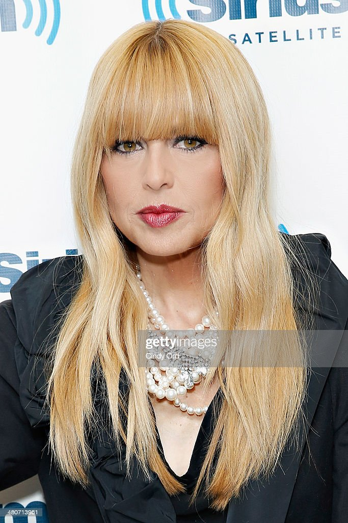 Stylist/ designer/ author Rachel Zoe visits the SiriusXM Studios on March 26, 2014 in New York City.