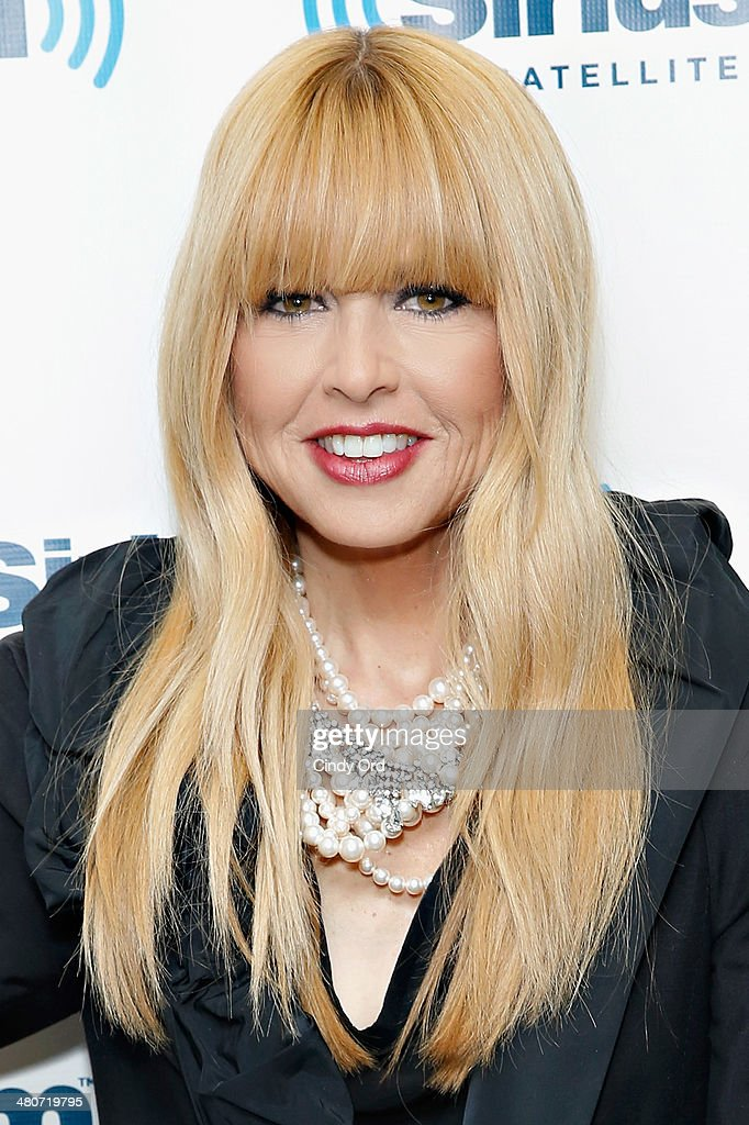 Stylist/ designer/ author <a gi-track='captionPersonalityLinkClicked' href=/galleries/search?phrase=Rachel+Zoe+-+Stylist&family=editorial&specificpeople=546501 ng-click='$event.stopPropagation()'>Rachel Zoe</a> visits the SiriusXM Studios on March 26, 2014 in New York City.