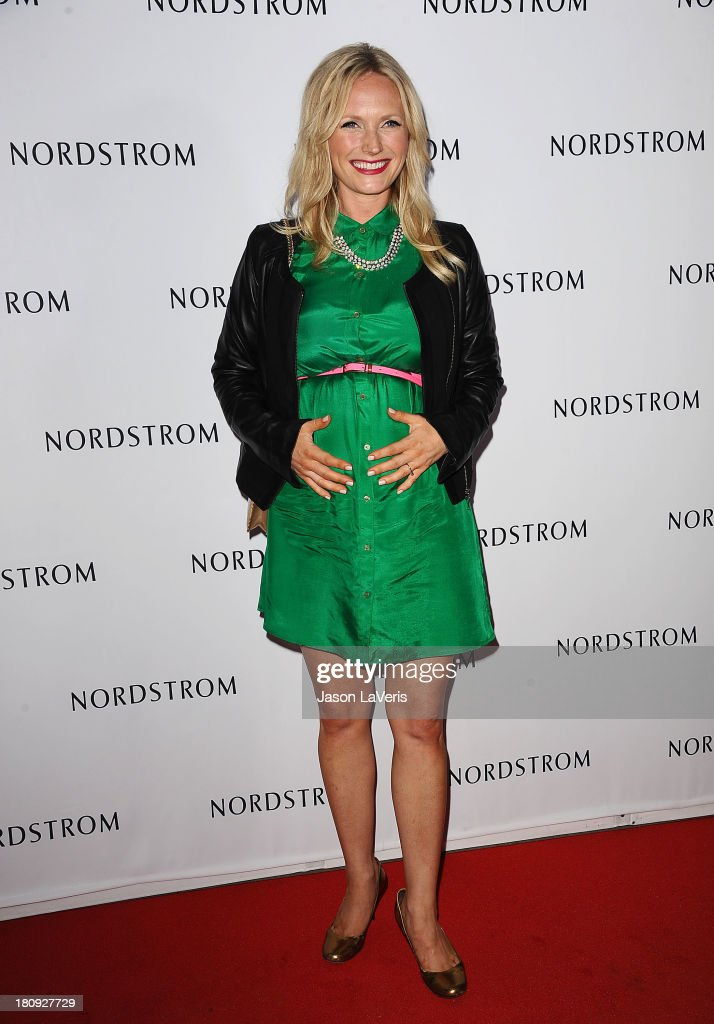 Stylist Emily Henderson attends the opening gala to benefit Ascencia and Hillsides at Nordstrom at The Americana at Brand on September 17, 2013 in Glendale, California.