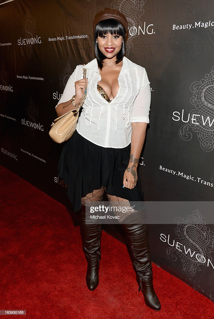 Stylist Fallon Seaborn attends Sue Wong 'Jazz Babies' Spring 2014 Runway Show on October 9, 2013 in Los Angeles, California.