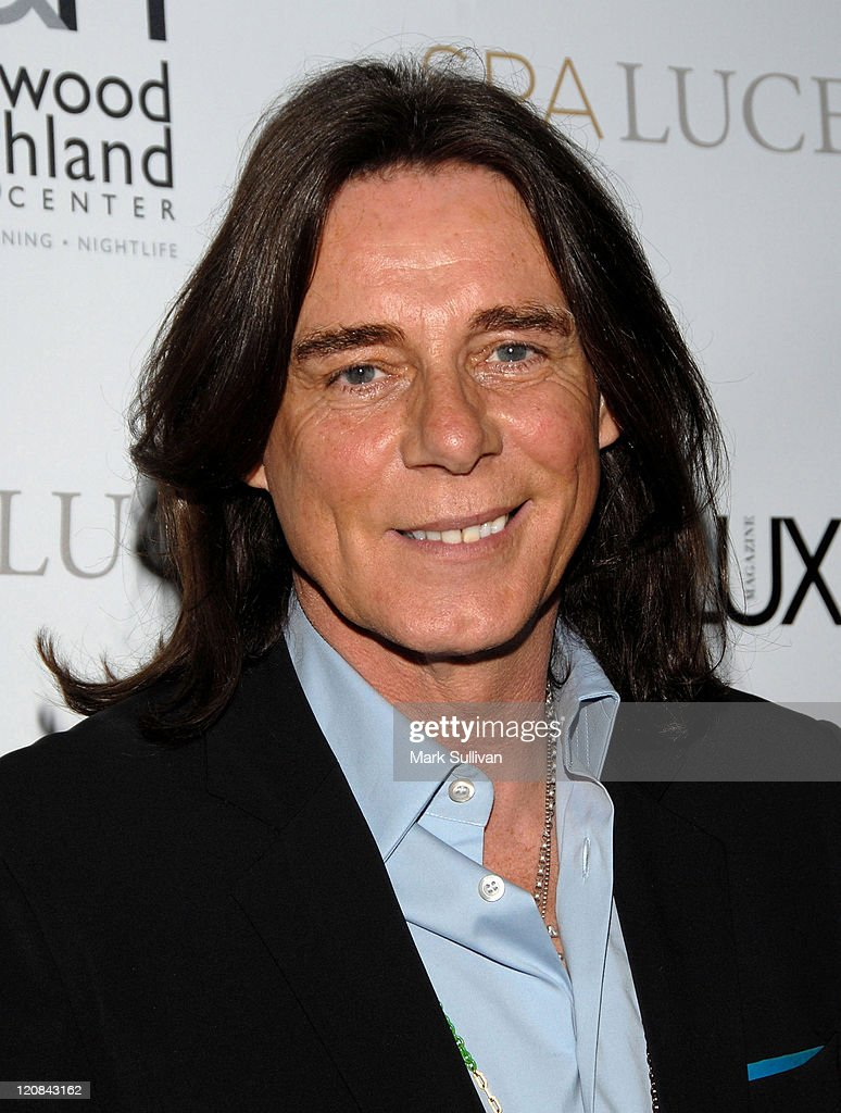 Stylist George Blodwell attends the unveiling of Spa Luce at Hollywood & Highland on May 1, 2008 in Hollywood, California.