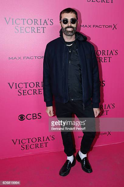 Stylist Giambattista Valli attends the 2016 Victoria's Secret Fashion Show Held at Grand Palais on November 30 2016 in Paris France