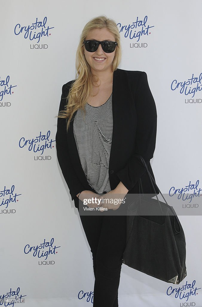 Stylist Jacqueline Rezak attends Giuliana Rancic And Crystal Light Liquid Toast Red Carpet Style at SLS Hotel on February 26, 2013 in Los Angeles, California.