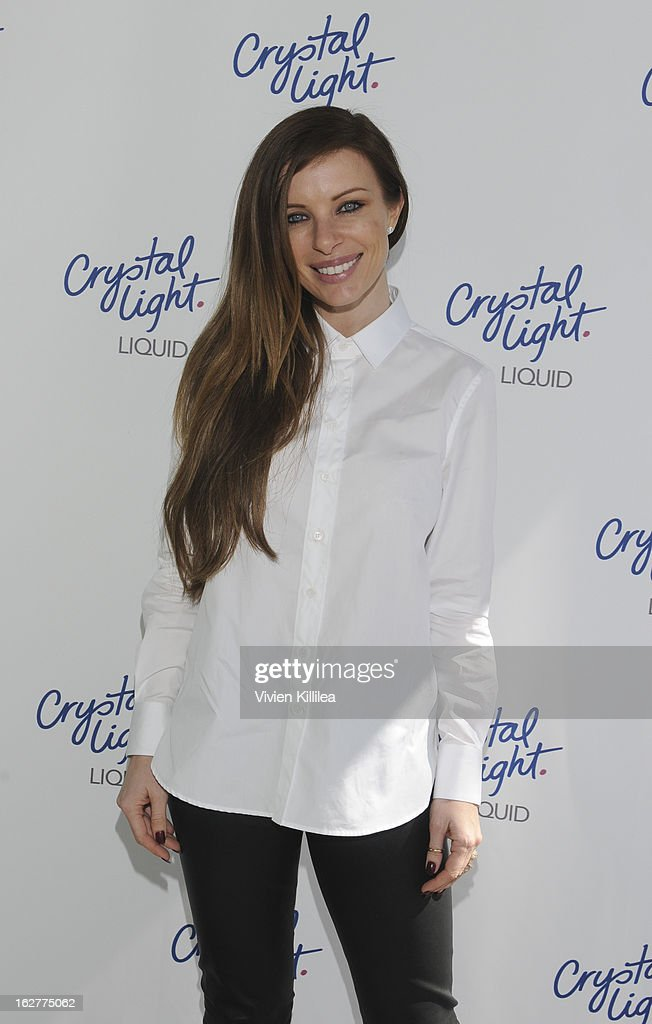 Stylist Joey Tierney attends Giuliana Rancic And Crystal Light Liquid Toast Red Carpet Style at SLS Hotel on February 26, 2013 in Los Angeles, California.