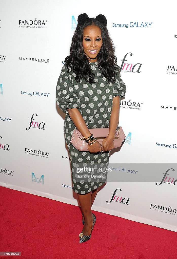 Stylist June Ambrose attends The Daily Front Row's Fashion Media Awards at Harlow on September 6, 2013 in New York City.